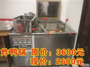 9.9成新炸鸭机大卧式冰箱白菜价甩卖
