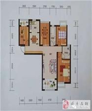 三室两厅送多功能房