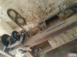 台式木工带锯机磨锯机