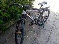 出售99成新的山地自行车一辆。