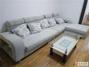 便宜出售自用旧沙发