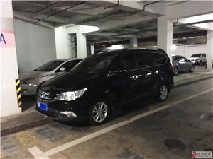 2014款宝骏730黑色1.5舒适带原厂顶配导航