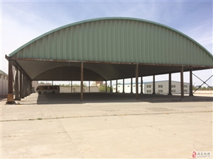 酒泉糖厂对面企业闲置厂地、货棚长期对外出租