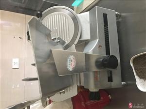二手全自动切肉片机器牛羊肉切片机刨肉机削肉机