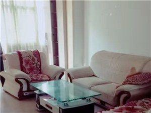 出租潼南江北绿苑花园精装三室两厅,租金低于市场