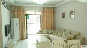 锦绣名邸二室二厅精装出租,家具家电全新,拎包入住。