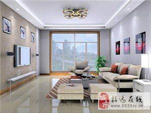 9859招远出售金源小区5楼+阁楼,150平米精装带草屋