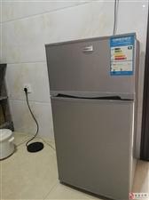 118L双门容声冰箱便宜甩卖