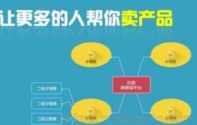 重慶微信分銷系統重慶分傭推廣