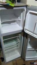 新飞150升双门冰箱