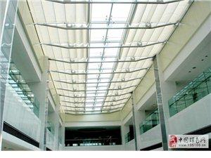 上海涼度折疊天棚簾