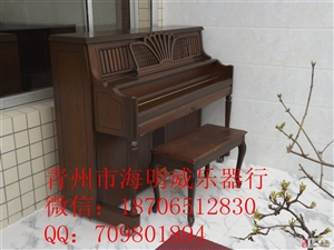 青州市二手钢琴厂,低价处理一批韩国原装进口二手钢琴