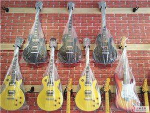 沂水炫音吉他培训学校2017年暑假班送吉他了··