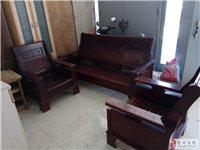 實木沙發,衣柜,鞋柜