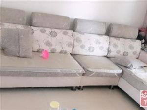 7-8成新沙发茶柜要的看图