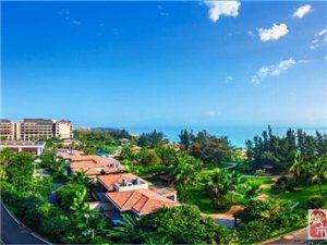 海南临高碧桂园金沙滩以多层洋房和低层别墅滨海旅游度