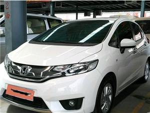 本田飞度2014款 飞度 1.5 无级 LX 舒适型 首付8