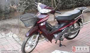 六成新大扬110摩托车