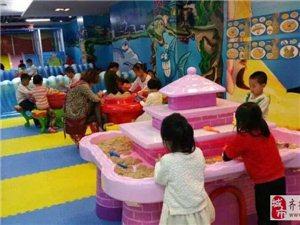 米卡迪兒童樂園,讓孩子贏在起跑線上