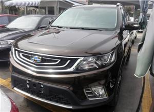 出售远景SUV2016款1.3TCVT舒适