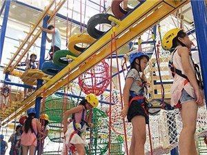 米卡迪兒童樂園,現代孩子玩樂的明智之舉