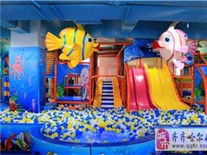 米卡迪兒童樂園專業品質,讓孩子玩出精彩