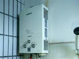 华帝燃气热水器600元出售(含喷头、煤气罐等配套)