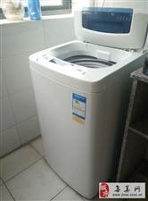 5公斤海尔全自动洗衣机低价转让