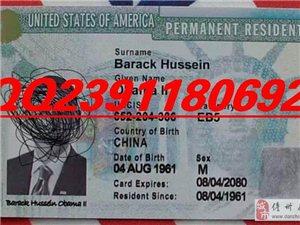 美国绿卡 美国移民绿卡 美国居留绿卡样本