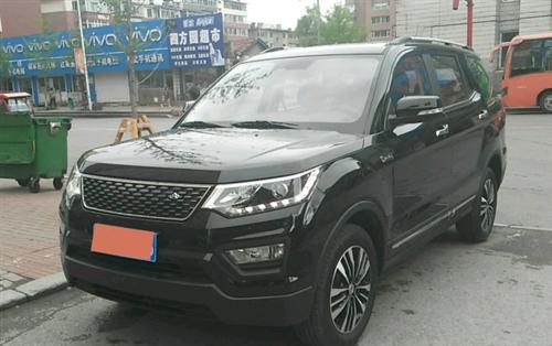 长安CX702017款 CX70T 1.5T 手动豪擎版 办