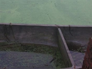 水泥小船转让