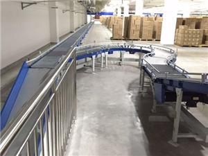 山东博兴县三和集团辊筒式输送机设计与加工制造