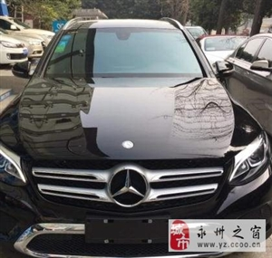 奔 驰 GLC 级 2017 款 GLC2604MATIC