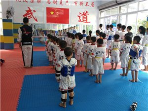 国奥武道万达跆拳道分馆暑假班招生啦,一起跆拳道吧