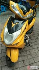 九成新踏板摩托车出售