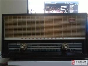 出售1935产的工农兵牌收音机。