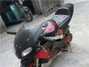 【出售】现有一迷你小摩托车(49cc小摩托)低价出售
