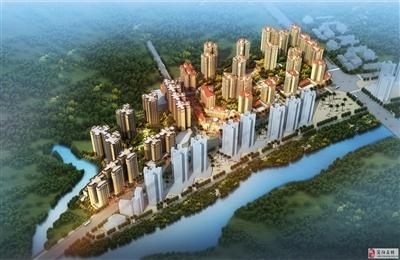 东城国际三期·滨江新城-楼盘详情-简阳在线