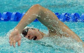 专业游泳培训