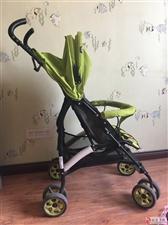 小龙哈比婴儿推车