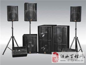 音响销售安装调试工程