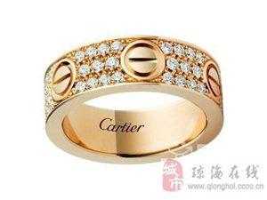 卡地亚彩金项链首饰高价收售名表珠宝饰品收售