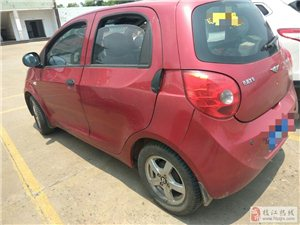 出售奇瑞瑞麒牌红色轿车一辆,无事故无泡水