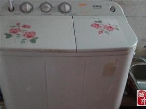 低价转荣事达双缸洗衣机