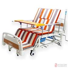 出售8成新护理床家用多功能侧翻瘫痪医用床