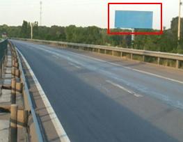 青银高速靖边段西服务区500米处广告位