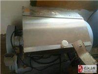 臨洮爐子大鋁籠和面機揉面機低價出售