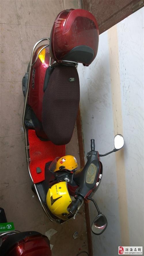 出租踏板电动车