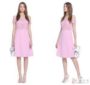 出售全新欧时力连衣裙一件