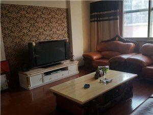 玫瑰苑小区三室一厅一卫140平米,豪华装修,家电齐备,带地下室,带地库